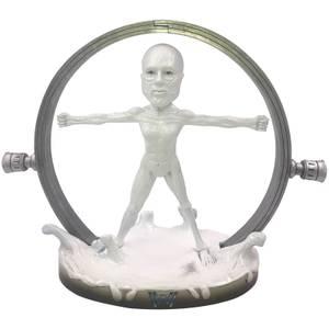 Figura Bobblehead FOCO Westworld Cuerpo blanco 8 pulgadas