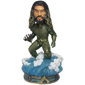 FOCO DC Comics Aquaman Bobble Head Figur