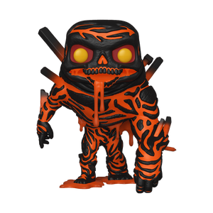 Marvel Spider-Man Far From Home Molten Man Pop! Vinyl Figure