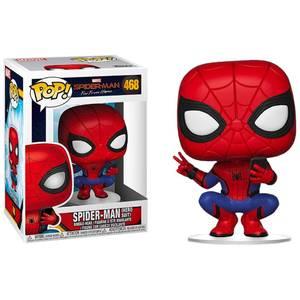 Spider-Man Far From Home Spider-Man Hero Suit Funko Pop! Vinyl
