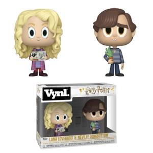 Luna and Neville Funko Vynl.