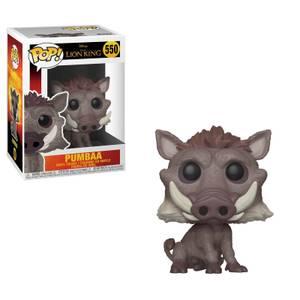 Disney The Lion King 2019 Pumbaa Pop! Vinyl Figures