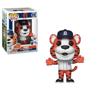 MLB Detroit Tigers Paws Funko Pop! Vinyl