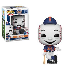 MLB New York Mets Mr Met Funko Pop! Vinyl