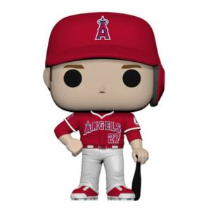 MLB Los Angeles Angels Mike Trout Pop! Vinyl Figure