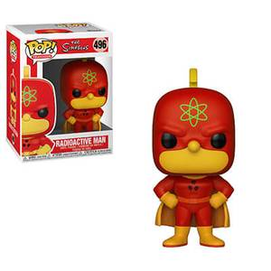 The Simpsons Radioactive Man Animation Funko Pop! Figuur