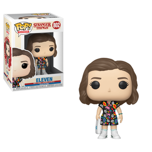 Figurine Pop! Eleven (Tenue de shopping) - Stranger Things