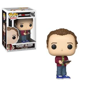 The Big Bang Theory - Stuart Pop! Vinyl Figur