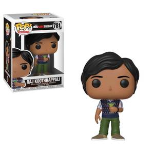 Big Bang Theory Raj Pop! Vinyl Figure