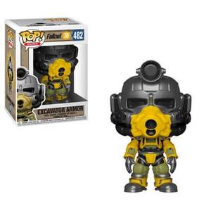 Fallout 76 - Excavator Power Armor Games Funko Pop! Vinyl