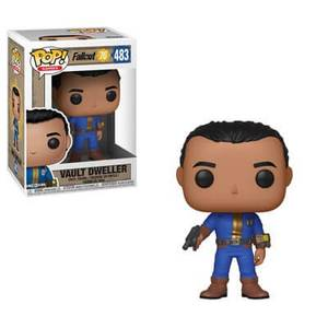 Fallout 76 - Vault Dweller (Male) Games Funko Pop! Vinyl