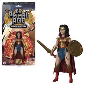 Wonder Woman Primal Age Dc! Vinyl Figure