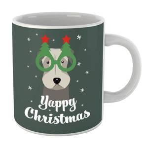 Yappy Christmas Mug