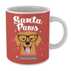 Santa Paws Mug