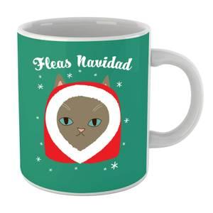 Fleas Navidad Mug