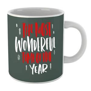 The Most Wonderful Time Mug