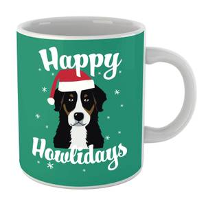 Happy Howlidays Mug
