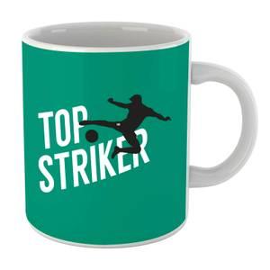Top Striker Mug