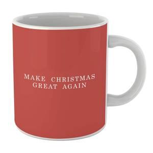 Make Christmas Great Again Mug