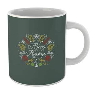 Hoppy Holidays Mug