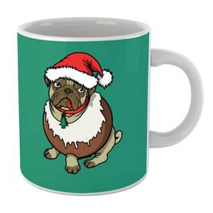 Christmas Puggin Mug