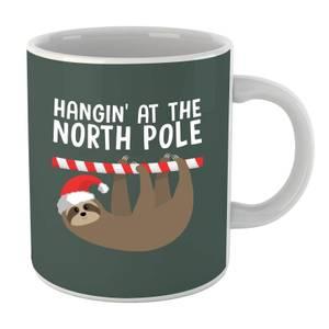 Hangin' At The North Pole Mug