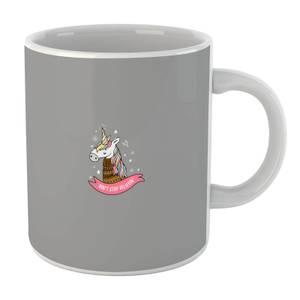 Christmas Unicorn Pocket Mug