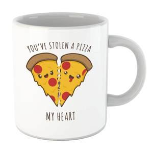 A Pizza My Heart Mug