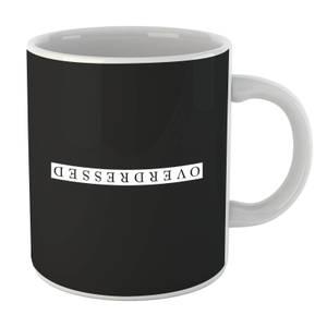 Overdressed White Mug