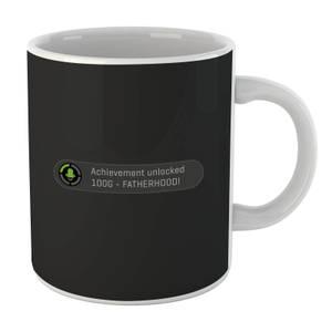 Achievement Unlocked - Fatherhood Mug