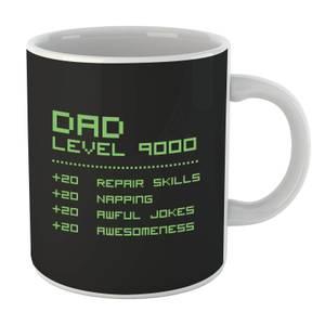 Dad Level Up Mug