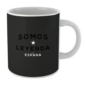 Somos Leyenda Mug