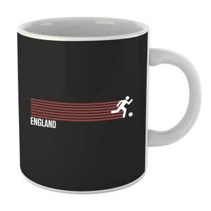 England Forward Mug