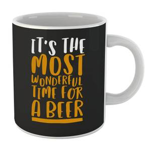 Its The Most Wonderful Time for A Beer Mug