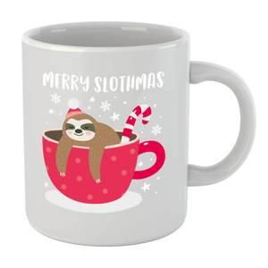 Merry Slothmas Mug