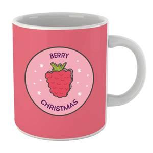 Berry Christmas Mug