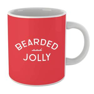 Bearded and Jolly Mug