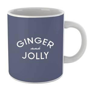 Ginger and Jolly Mug