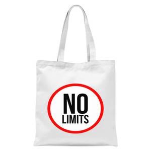 No Limits Tote Bag - White