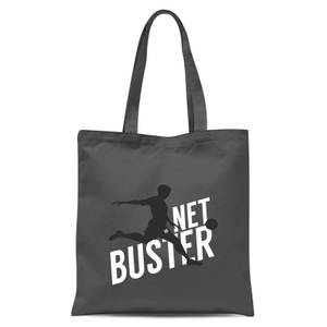 Net Buster Tote Bag - Grey