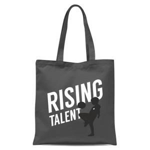 Rising Talent Tote Bag - Grey