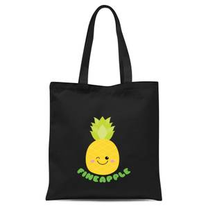 Fineapple Tote Bag - Black