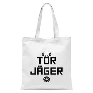 TOR JAGER Tote Bag - White
