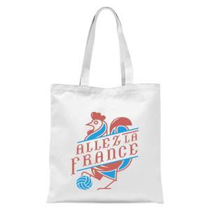 Allez La France Tote Bag - White