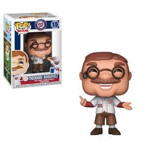 Figurine Pop! Teddy Roosevelt MLB