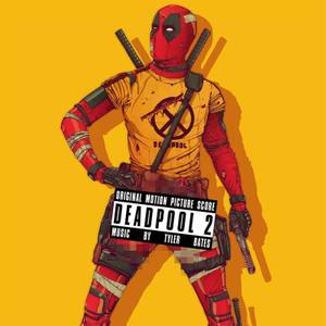Deadpool 2 BSO - Mondo LP-Vinilo