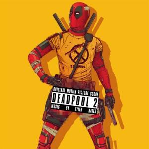 Album Deadpool2 (bande originale du film) – Éditions Mondo