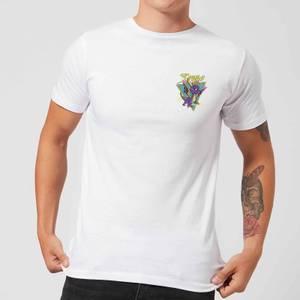 Spyro Retro Pocket Men's T-Shirt - White