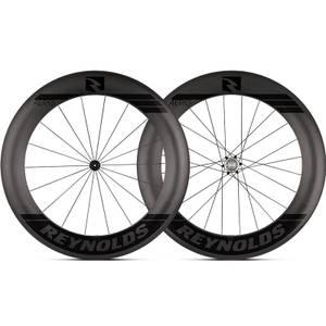 Reynolds 80 Aero Carbon Clincher Disc Brake Wheelset