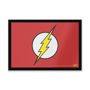DC Comics The Flash Logo Entrance Mat